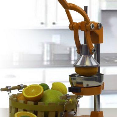 Manual Press Fruit Juice Extractor