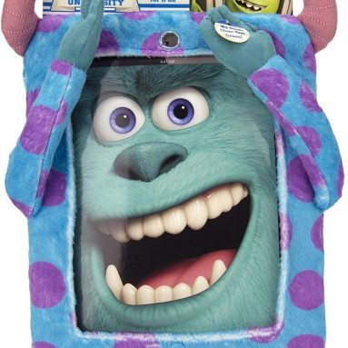 Disney Monsters U Sully Furry Case for iPad