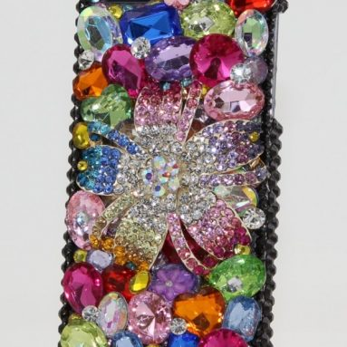 iphone 5 Case Luxury 3D Swarovski Crystal Diamond
