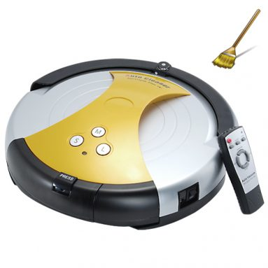 Robot Vacuum Cleaner with Charging Station