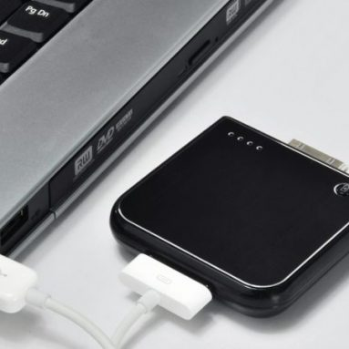 iPhone and iPod Portable Battery Charger