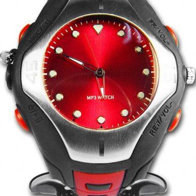 Wrist Watch Mp3 Player