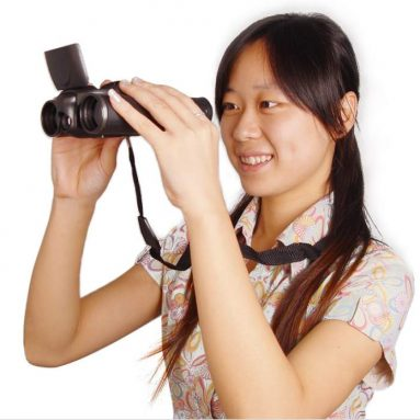 Binocular Digital Camera