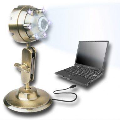 Driverless Webcam