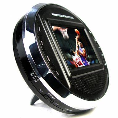 Portable DVD Player – 3.5 Inch Screen