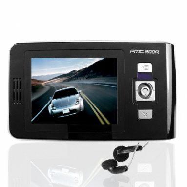 Portable 120GB HDD Media Centre + DVR