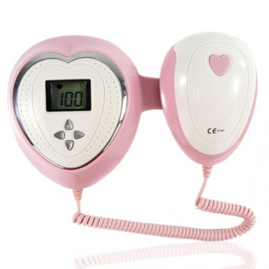 Fetal Heart Detector with Speaker