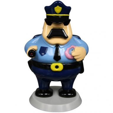 The Cop – Fridge Alarm