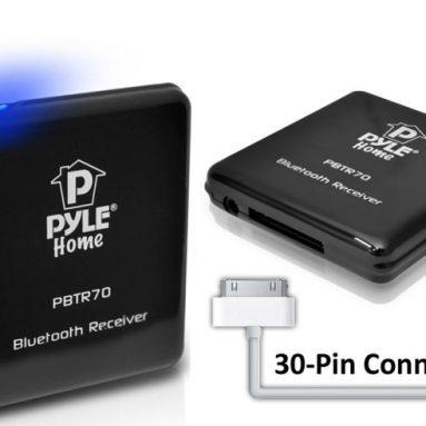 Bluetooth A2DP Audio Interface Adapter/Receiver