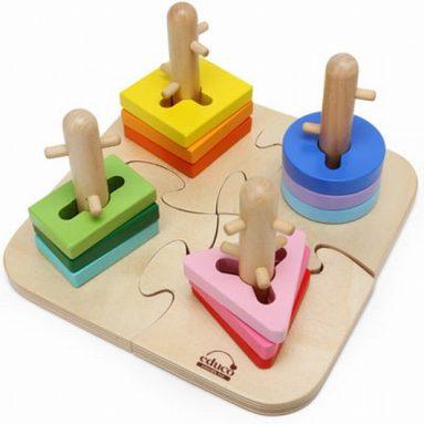 Creative Puzzle Peg