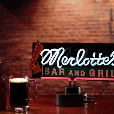 Merlotte's Neon Sign