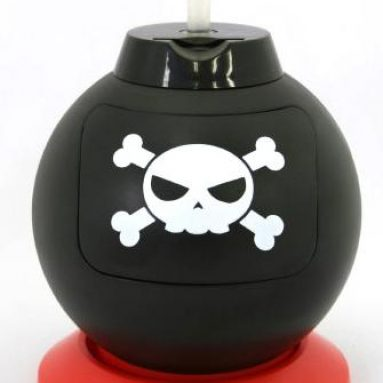 Dangerous Bomb Piggy Bank