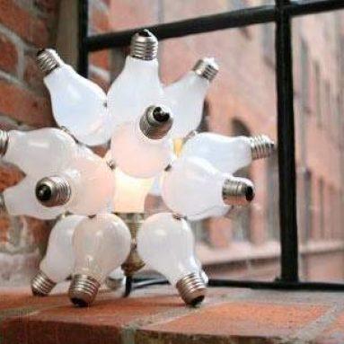 Virus lamp