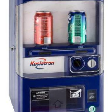 own vending machine fridge