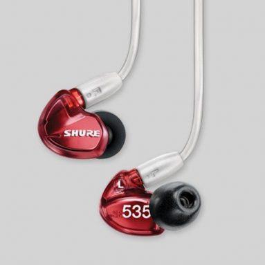 SHURE Triple High-Definition MicroDriver Earphone