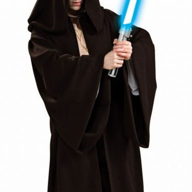 Star Wars Super Deluxe Jedi Robe Costume Adult