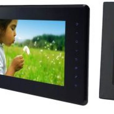 EDGE High-Resolution Digital Picture Frames