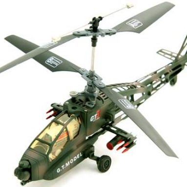 RC 4 CH Electric Helicopter