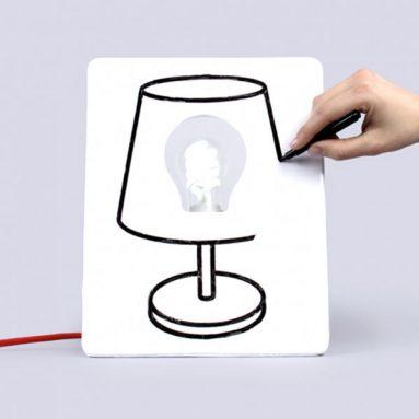 Table Lamp Drawlamp