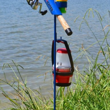 Fishing Rod Holder/BLUE