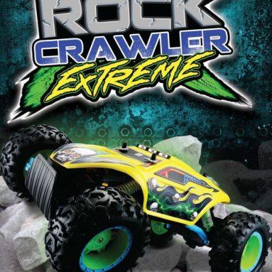Maisto Rock Crawler Extreme Remote Controlled Vehicle