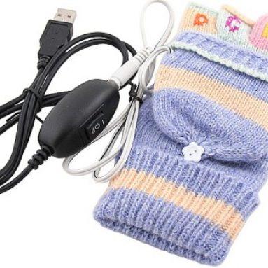 USB Heating Gloves