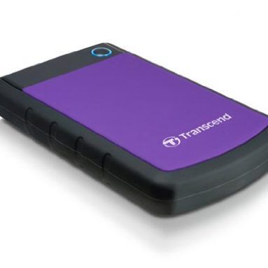 TranscendStorejet 1.5 TB USB 3.0 Portable Hard Drive