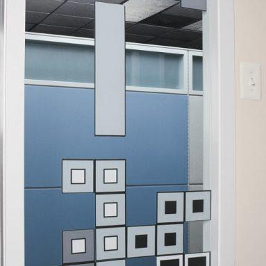 Giant Tetris Wall Graphics