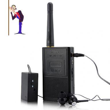 Audio Bug Spy Gadget