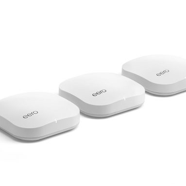 eero Pro WiFi System (Set of 3 eeros)