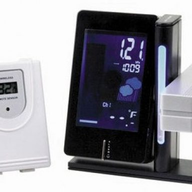 Colour Wireless Weather Station