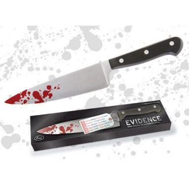 Evidence Chef's Knife
