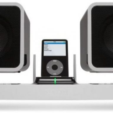 Evolve: Wireless Sound System for iPod