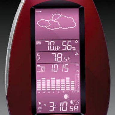 Waterdrop Weather Station