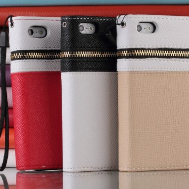 Travel Wallet Clutch Bag Case for iPhone 5