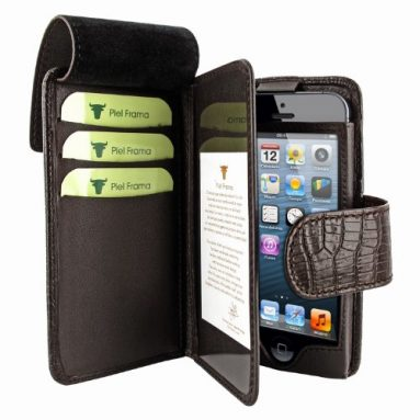 Piel Frama Wallet for iPhone 5