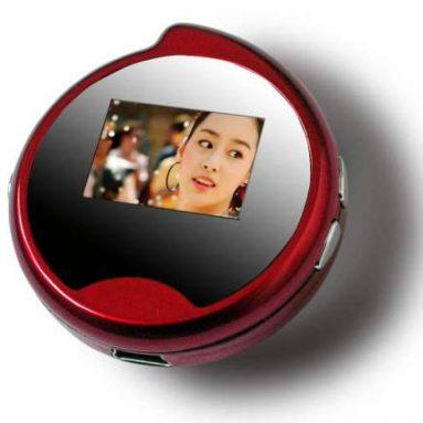 Mini Digital Photo Frame With 1.1 Inch Screen