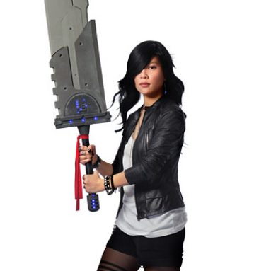 Massive Cosplay Titan Sword