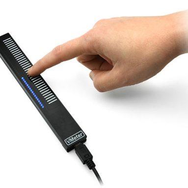 VMeter USB Midi Controller
