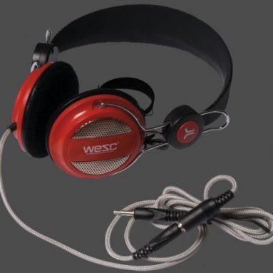 WESC Street Headphones