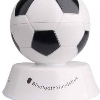 Car Bluetooth Football Speaker