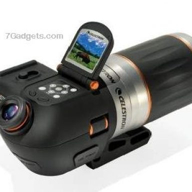 14X Spotting Scope Digital Camera