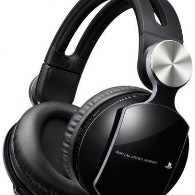 Sony Playstation Wireless Stereo Gaming Headset
