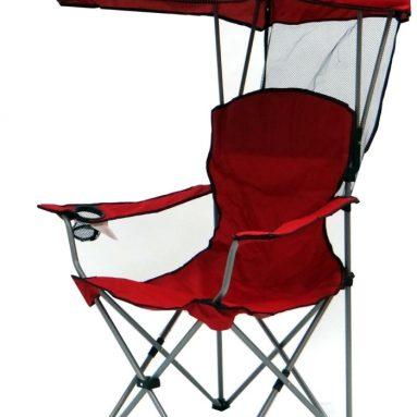The Bazaar Captain Chair with Canopy