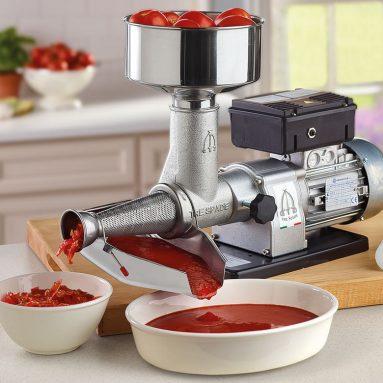 The Italian Electric Tomato Press
