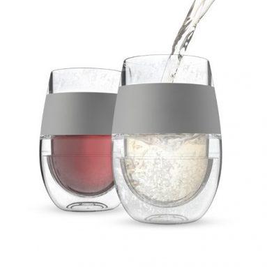 Host Freeze Cooling Wine Glass Set