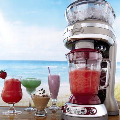 Fiji Frozen Concoction Maker with Easy Pour Jar