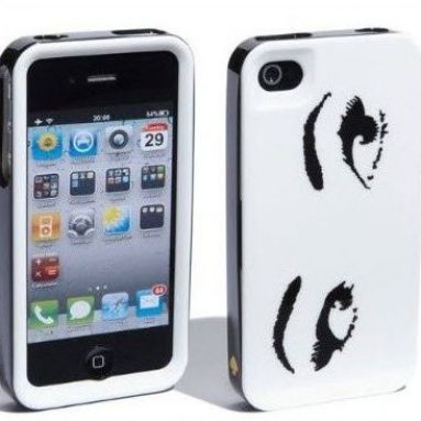 Eyes iPhone 4/4S hardshell case