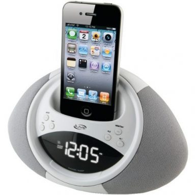 ILIVE IPHONE and IPOD Clock radio
