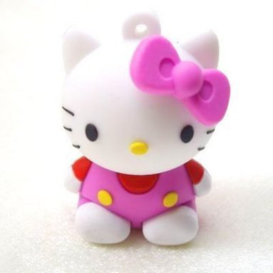 Pink Hello Kitty 16 GB USB Flash Drive